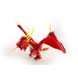 Lego 6751 Fiery Legend