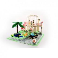Lego 6416 Poolside Paradise