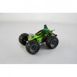 Lego 8384 Jungle Crasher