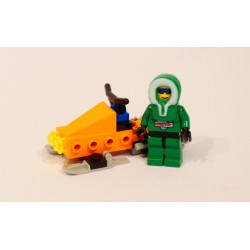 Lego 6577 Snow Scooter