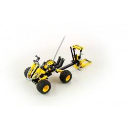 Lego 8240 Slammer Stunt Bike