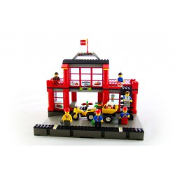 Lego 4556 Train Station