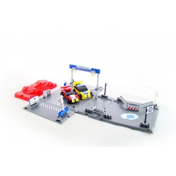 Lego 8124 Ice Rally