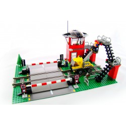 Lego 10128 Train Level...