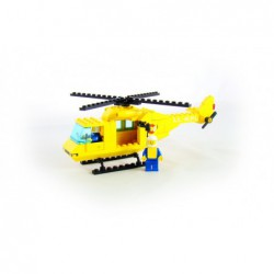 Lego 6697 Rescue-I Helicopter