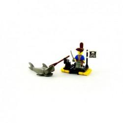 Lego 6234 Renegade's Raft