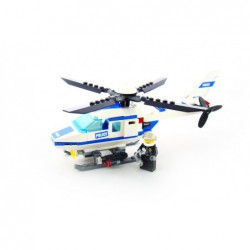Lego 7741 Police Helicopter