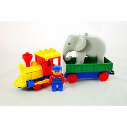Lego 2733 Push-Along Play...