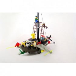 Lego 6493 Flying Time Vessel