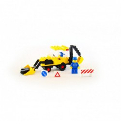 Lego 6686 Backhoe