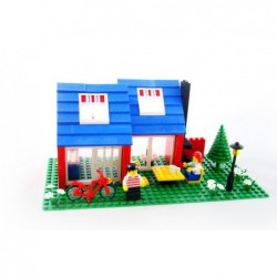 Lego 6370 Weekend Home