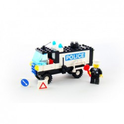 Lego 6450 Mobile Police Truck