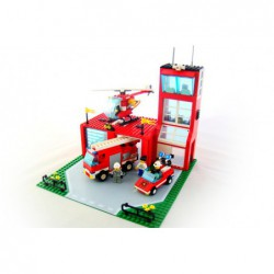 Lego 6571 Flame Fighters