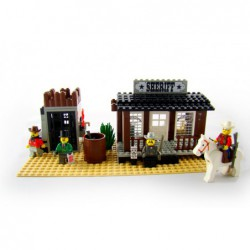 Lego 6755 Sheriff's Lock-Up