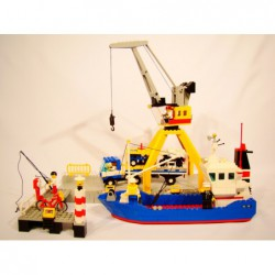 Lego 6541 Intercoastal Seaport