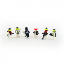 Lego 6704 Space Mini Figures