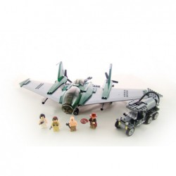 Lego 7683 Fight on the...