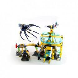 Lego 7775 Aquabase Invasion