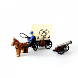 Lego 6716 Covered Wagon