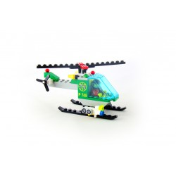 Lego 6425 TV Chopper