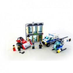 Lego 60140 Bulldozer Break-In