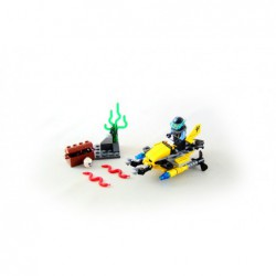 Lego 7770 Deep Sea Treasure...