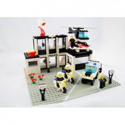 Lego 6386 Police Command Base
