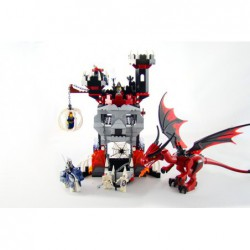 Lego 7093 Skeleton Tower