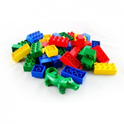 Lego 1852 Alligator Bucket