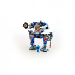 Lego 7313 Red Planet Protector