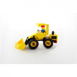 Lego 6658 Bulldozer