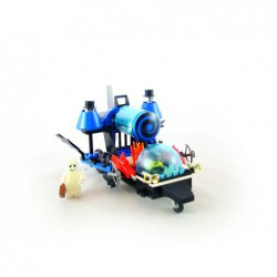 Lego 6496 Whirling Time Warper