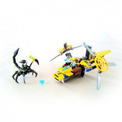 Lego 70129 Lavertus' Twin...