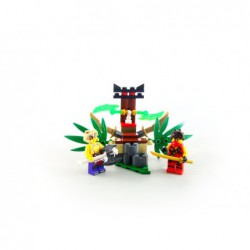 Lego 70752 Jungle Trap