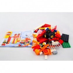 Lego 6191 Fire Fighter...