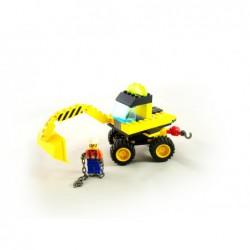 Lego 6474 4-Wheeled Front...