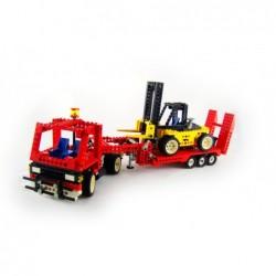 Lego 8872 Forklift Transporter