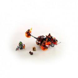 Lego 70313 Moltor's Lava...