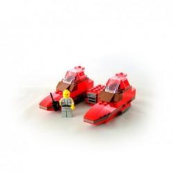 Lego 7119 Twin-Pod Cloud Car