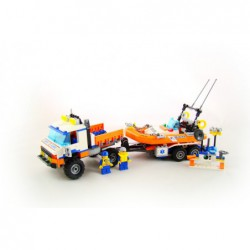 Lego 7726 Coast Guard Truck...