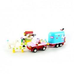 Lego 3186 Emma's Horse Trailer