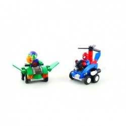 Lego 76064 Mighty Micros:...