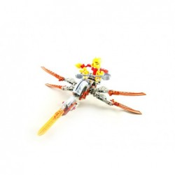 Lego 8594 Jaller and Gukko