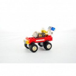 Lego 7241 Fire Car
