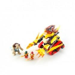 Lego 70144 Laval's Fire Lion