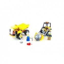 Lego 4201 Loader and Tipper