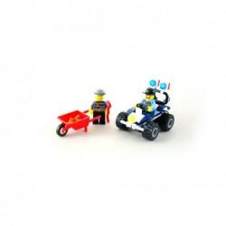 Lego 60006 Police ATV