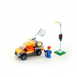 Lego 60054 Light Repair Truck
