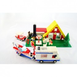 Lego 6388 Holiday Home with...