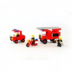 Lego 6366 Fire & Rescue Squad